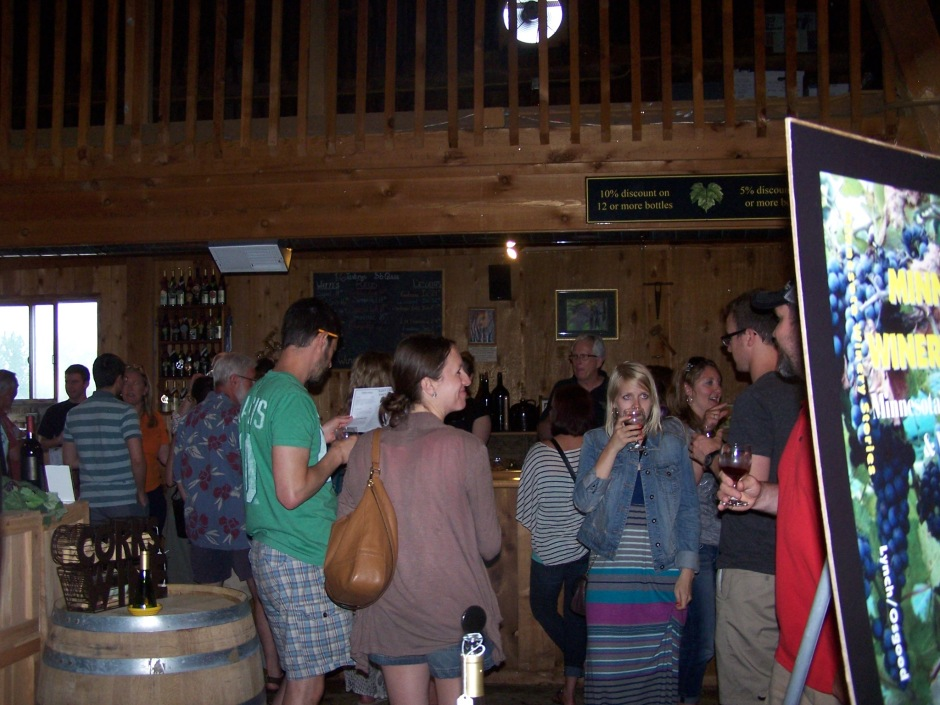 Book Signing at St. Croix Vineyards
